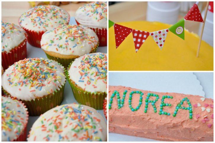 Deko Kuchen 1. Geburtstag