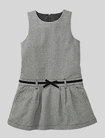 Weihnachtsoutfit Kleid Kind Takko