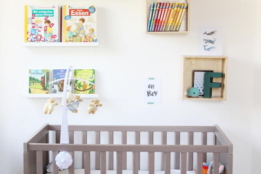 Kinderzimmer // Aus eins mach zwei - FILEA
