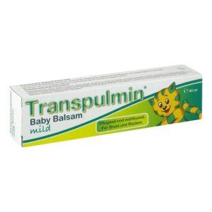 Transpulmin Baby Balsam