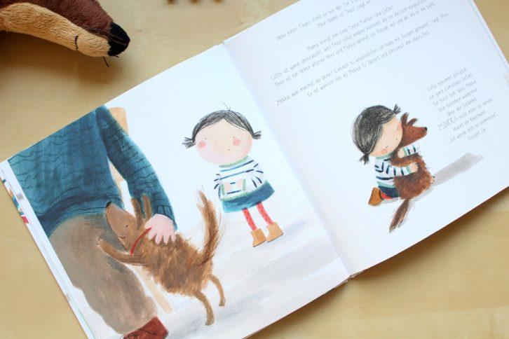 Mokka und ich Lingen Verlag Kinderbuch