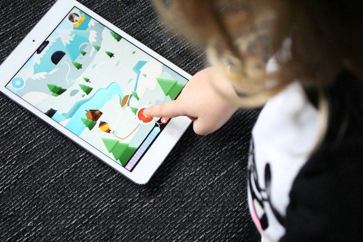 Reima Go Bewegung Sensor App Spiel für Kinder