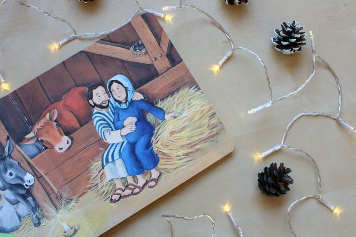 Das erste Weihnachten Kinderbuch