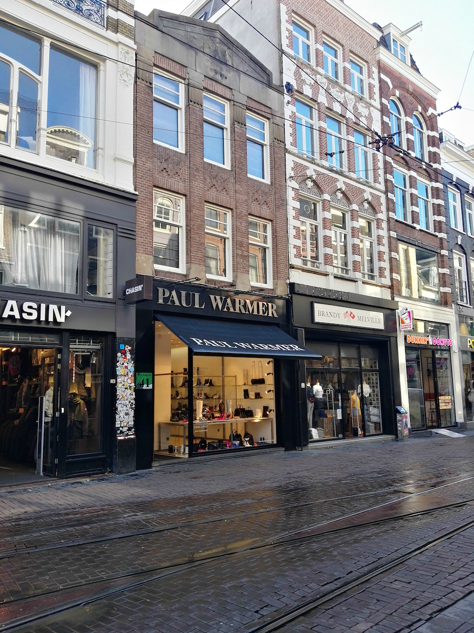 Amsterdam Shopping Neun Straßen
