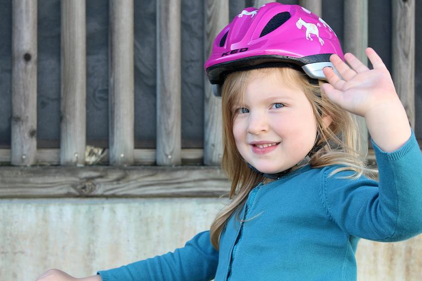 Wann kann mein Kind endlich Fahrradfahren