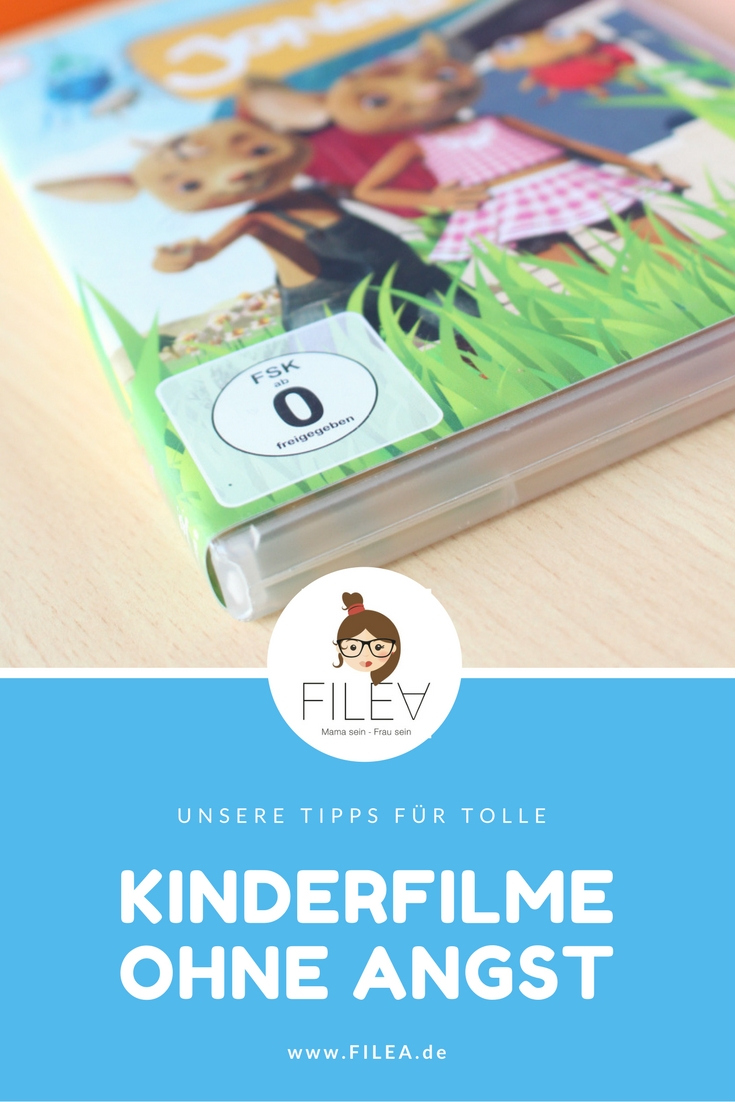 Kinderfilme ohne Angst Pinterest