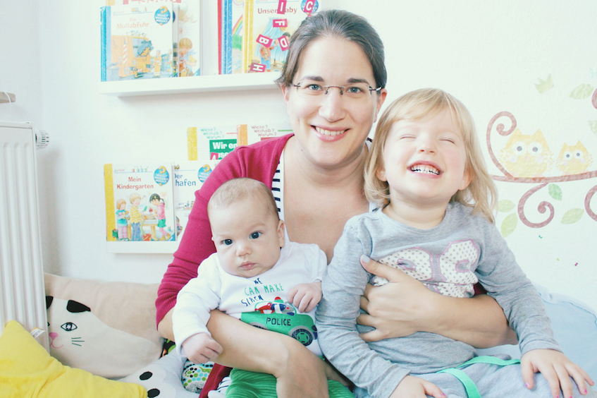 Familie komplett 3. Kind ja oder nein