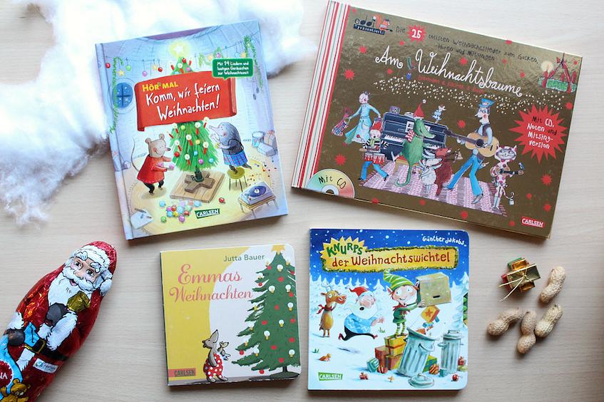 Weihnachtsbücher Carlsen Verlag Kinderbücher