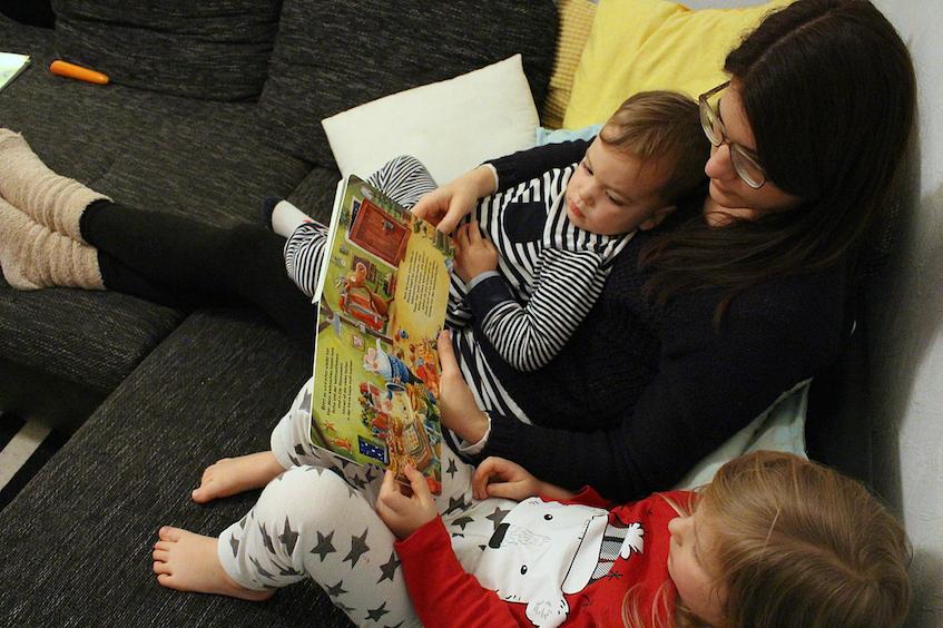 Weihnachtsbücher vorlesen Carlsen Verlag