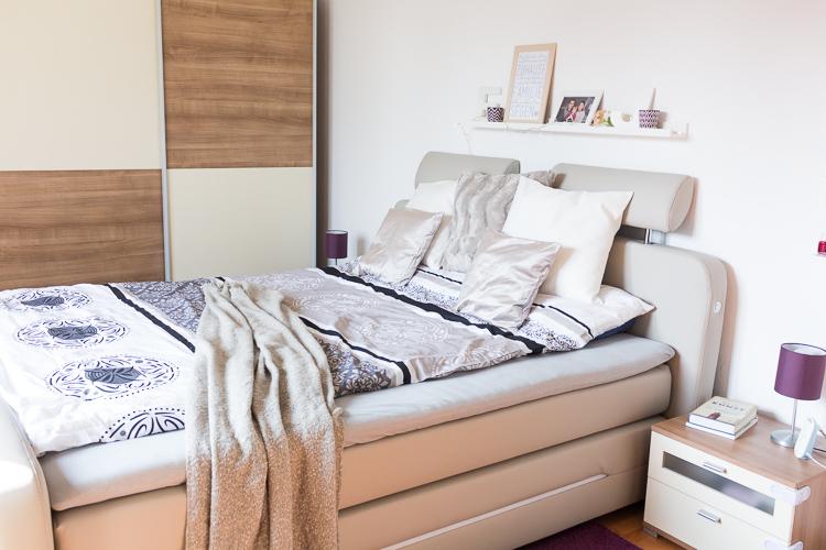 Anzeige) Das Schlafzimmer als Wohlfühlzone für Eltern // Wie wir ...