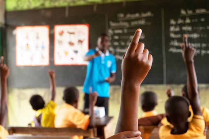 Kinderpatenschaft von World Vision Bildung